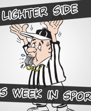 The Lighter Side – This Week In Sport : Episode 4